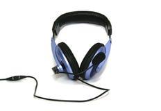 μεγάλα ακουστικά FI γεια Στοκ εικόνες με δικαίωμα ελεύθερης χρήσης
