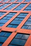 μεγάλα αστικά Windows ανασκόπησ&e Στοκ εικόνα με δικαίωμα ελεύθερης χρήσης