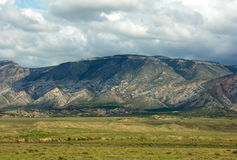 μεγάλα βουνά κέρατων Στοκ εικόνες με δικαίωμα ελεύθερης χρήσης