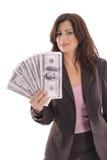 μεγάλα χρήματα από την εμφάνι& στοκ φωτογραφίες με δικαίωμα ελεύθερης χρήσης