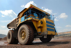 μεγάλα truck Στοκ εικόνα με δικαίωμα ελεύθερης χρήσης