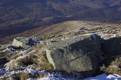 μεγάλες πέτρες Στοκ Φωτογραφία