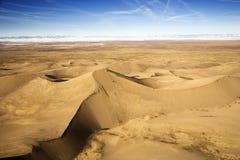 μεγάλη άμμος του NP αμμόλοφ&o Στοκ Εικόνες