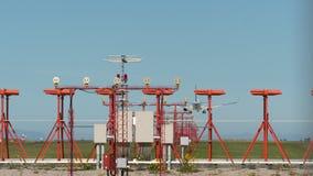 Μεγάλη αεριωθούμενη προσγείωση στην ηλιοφάνεια 4K UHD φιλμ μικρού μήκους