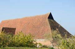 Μεγάλη αρχαία στέγη σιταποθηκών Στοκ Εικόνες