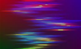 Μεγάλη διανυσματική σύνθετη απεικόνιση ροής στοιχείων Στοκ Φωτογραφία