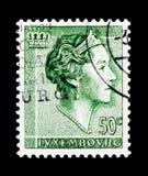 Μεγάλη δούκισσα Σαρλόττα, serie, circa 1960 Στοκ φωτογραφία με δικαίωμα ελεύθερης χρήσης