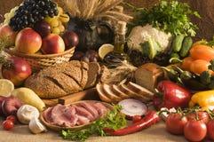 μεγάλη ζωή τροφίμων ακόμα Στοκ Φωτογραφίες