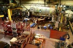 μεγάλη κατασκευή intertior επιχ& Στοκ φωτογραφία με δικαίωμα ελεύθερης χρήσης
