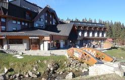 μεγάλη κοιλάδα ξενοδοχείων demianovska Στοκ φωτογραφία με δικαίωμα ελεύθερης χρήσης