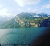 μεγάλη λίμνη Στοκ Φωτογραφίες