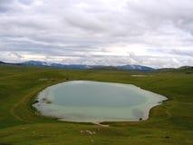 μεγάλη λίμνη Στοκ Εικόνες