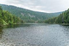 Μεγάλη λίμνη Arber, Βαυαρία - Γερμανία Στοκ Εικόνα