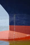 μεγάλη μπροστινή όψη σκαφών &lamb Στοκ φωτογραφία με δικαίωμα ελεύθερης χρήσης