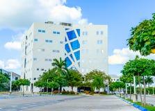 Μεγάλη οικοδόμηση cayman-περιπατητών στοκ φωτογραφίες με δικαίωμα ελεύθερης χρήσης