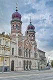 μεγάλη παλαιά συναγωγή Στοκ εικόνες με δικαίωμα ελεύθερης χρήσης