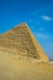 μεγάλη πυραμίδα Στοκ Φωτογραφία