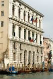 μεγάλη σκηνή Βενετία της Ι&ta Στοκ Εικόνες
