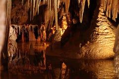 μεγάλη σπηλιά Στοκ φωτογραφία με δικαίωμα ελεύθερης χρήσης