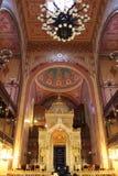 μεγάλη συναγωγή της Βου&d Στοκ Εικόνα