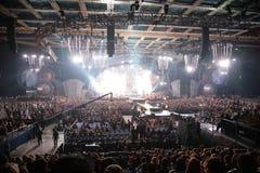 μεγάλη συναυλία 2 στοκ φωτογραφία με δικαίωμα ελεύθερης χρήσης