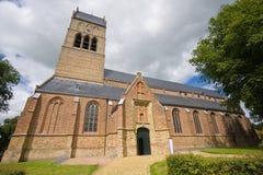 Μεγάλη (ψευδο) βασιλική Frisian Στοκ φωτογραφία με δικαίωμα ελεύθερης χρήσης
