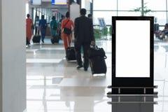 Μεγάλη LCD διαφήμιση υποβάθρου στοκ φωτογραφίες με δικαίωμα ελεύθερης χρήσης
