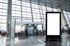 Μεγάλη LCD διαφήμιση υποβάθρου στοκ φωτογραφία