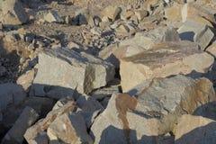 μεγάλοι βράχοι γρανίτη Στοκ φωτογραφία με δικαίωμα ελεύθερης χρήσης