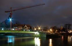 Μεγάλος γερανός Στοκ φωτογραφία με δικαίωμα ελεύθερης χρήσης