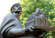 Μεγάλος δούκας Yaroslav ο σοφός Στοκ εικόνες με δικαίωμα ελεύθερης χρήσης