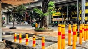 Μεγάλος δρόμος, ηλιόλουστη ημέρα στοκ εικόνα με δικαίωμα ελεύθερης χρήσης