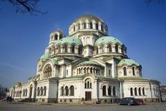 μεγάλος καθεδρικός ναός της Βουλγαρίας Στοκ εικόνα με δικαίωμα ελεύθερης χρήσης