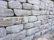 Μεγάλος και βαρύς βράχος για την οικοδόμηση της πορείας και των δρόμων στοκ εικόνα με δικαίωμα ελεύθερης χρήσης