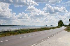 μεγάλος κοντινός δρόμος &pi Στοκ Φωτογραφία