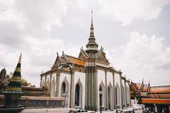 Μεγάλος ναός παλατιών στην Ταϊλάνδη στοκ εικόνα με δικαίωμα ελεύθερης χρήσης