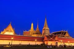 μεγάλος ναός Ταϊλανδός πα&l Στοκ φωτογραφία με δικαίωμα ελεύθερης χρήσης
