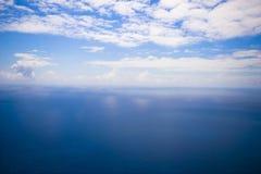 μεγάλος ουρανός σκοπέλ&om Στοκ φωτογραφία με δικαίωμα ελεύθερης χρήσης