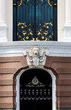 μεγάλος πορτών αψίδων Στοκ Φωτογραφίες