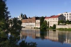 μεγάλος ποταμός Στοκ Εικόνες