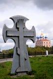 μεγάλος σταυρός Στοκ εικόνα με δικαίωμα ελεύθερης χρήσης