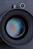 μεγάλος φακός μορφής φωτ&omi Στοκ φωτογραφία με δικαίωμα ελεύθερης χρήσης