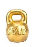 μεγάλος χρυσός βαρέων βα&rh Στοκ εικόνα με δικαίωμα ελεύθερης χρήσης