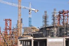 μεγάλος χτίστε Στοκ φωτογραφία με δικαίωμα ελεύθερης χρήσης