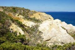 μεγάλος ωκεάνιος δρόμος της Αυστραλίας 12 αποστόλων Στοκ εικόνες με δικαίωμα ελεύθερης χρήσης
