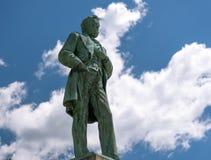 Μεγάλο άγαλμα της επιχορήγησης Ulysses Galena Στοκ φωτογραφία με δικαίωμα ελεύθερης χρήσης