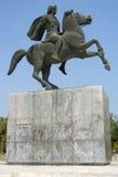 μεγάλο άγαλμα του Αλεξά&nu Στοκ φωτογραφία με δικαίωμα ελεύθερης χρήσης