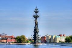 μεγάλο άγαλμα Peter στοκ εικόνες με δικαίωμα ελεύθερης χρήσης
