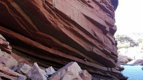 Μεγάλο ίζημα βράχου, Toro Toro - Βολιβία στοκ εικόνα με δικαίωμα ελεύθερης χρήσης