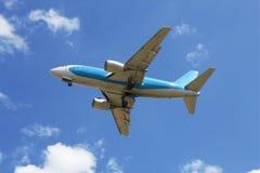 μεγάλο αεροπλάνο αεριω Στοκ εικόνες με δικαίωμα ελεύθερης χρήσης
